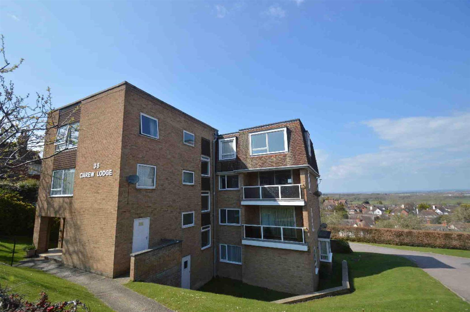 2 Bedrooms Flat for sale in Carew Road, EASTBOURNE
